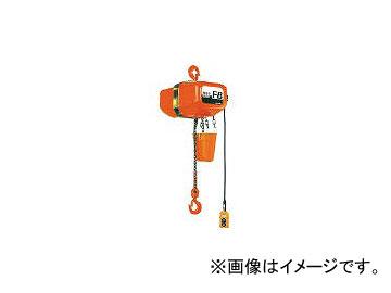 象印チェンブロック/ELEPHANT FB型電気チェーンブロック2t(2速型) F402060