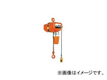象印チェンブロック/ELEPHANT FB型電気チェーンブロック1t(2速型) F401030