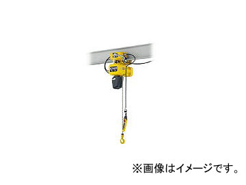 キトー/KITO エクセル 電気チェーンブロック 電気トロリ結合式 2t(S)×4m ER2M020SS