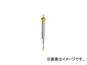 キトー/KITO マイティ チェーンブロック M3形 2t×3m CB020(1760637) JAN:4937773010041