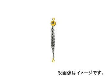キトー/KITO マイティ チェーンブロック M3形 1t×2.5m CB010(1760611) JAN:4937773010027