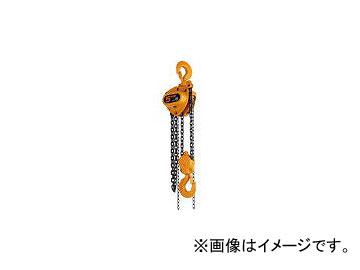 キトー/KITO マイティ チェーンブロック M3形 5t×3m CB050(2211572) JAN:4937773010072