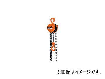 象印チェンブロック/ELEPHANT スーパー100H級チェーンブロック1.6t H01625(1242423) JAN:4937510040317