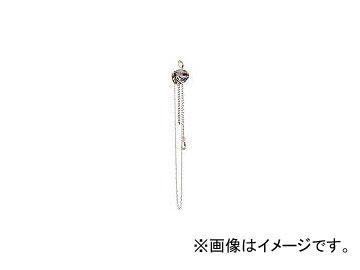 象印チェンブロック/ELEPHANT スーパー100(メッキ仕様、SUSチェーン)・490kg PIH00525(3870871) JAN:4937510045121
