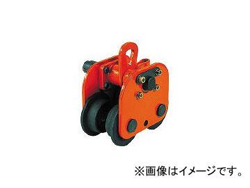 象印チェンブロック/ELEPHANT 手動用プレントロリ0.5t P00500(1381024) JAN:4937510481110