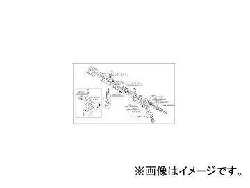 キトー/KITO LB025用 L5形レバー一式 L5BA02552111(3262502) JAN:4937773110680