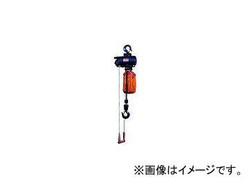 日本ニューマチック工業 エアーホイスト 定格荷重500Kg 引きひも式 10813 RHL500(3210898)