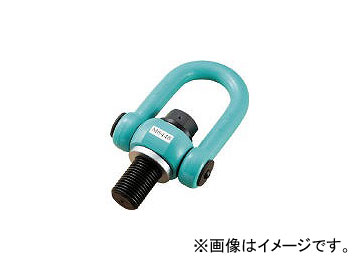 浪速鉄工/NANIWA マルチアイボルト ハイブリッド HBM6448(4065468) JAN:4562372960215