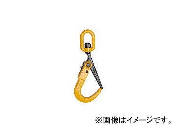 スーパーツール/SUPER TOOL スーパーロックフック スイベル付 3ton SLH3S(3321045) JAN:4967521275699