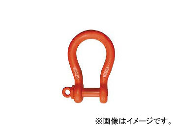 大洋製器工業/TAIYOSEIKI 軽量捻込シャックル バウ 8t RBS8T(3319326) JAN:4580159590028