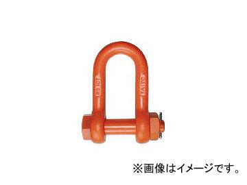大洋製器工業/TAIYOSEIKI 軽量シャックル ストレート・ボルトナット 20t RS20T(3319482) JAN:4562156829905