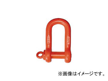 大洋製器工業/TAIYOSEIKI 軽量捻込シャックル ストレート 8t RSS8T(3319547) JAN:4562156829929
