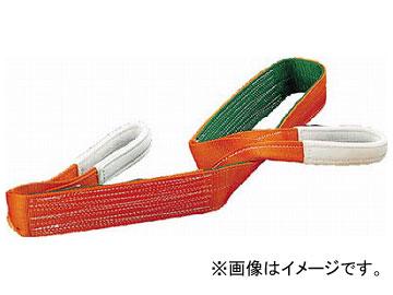 トラスコ中山/TRUSCO ベルトスリング JIS3等級 両端アイ形 100mm×3.0m G10030(1185781) JAN:4989999121537