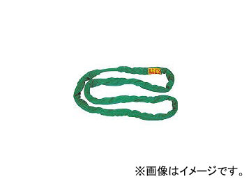 東レインターナショナル マルチスリング HN形 エンドレス形 1.6t 長さ2.0m HNW016X2.0(3611205) JAN:4902043813479