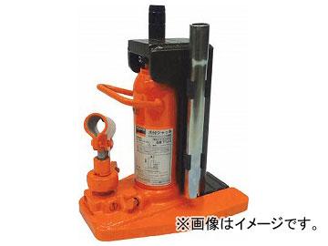 トラスコ中山/TRUSCO 爪付きジャッキ ハンドル収納タイプ 1.2t TTJ1.2(3746305) JAN:4989999034752