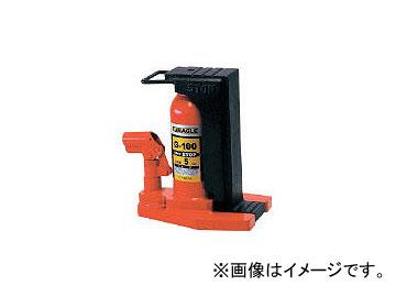 今野製作所/CHERUBIM イーグル レバー回転・安全弁付爪つきジャッキ 爪能力5t G100(3029310) JAN:4520187170021