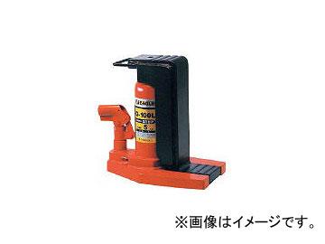 今野製作所/CHERUBIM イーグル レバー回転・安全弁付爪つきジャッキ 爪能力5t 爪ロングタイプ G100L(3029328) JAN:4520187170069