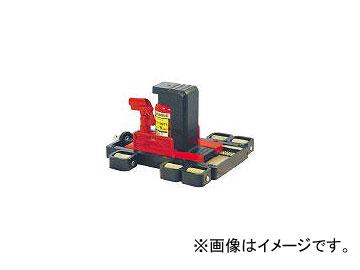 今野製作所/CHERUBIM イーグル ローラー送り台タイプ爪つきジャッキ FR-60TL爪能力3t FR60TL(3346544) JAN:4520187320013