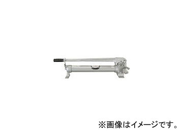 理研商会/RIKEN アルミ手動ポンプ P1BAL
