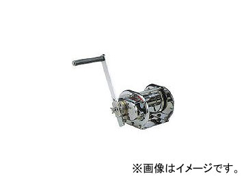 マックスプル工業/MAXPULL ステンレス手動ウインチ(電解研磨) ESB1(1091760) JAN:4521891034005