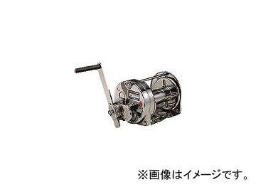 マックスプル工業/MAXPULL ステンレス手動ウインチ(電解研磨) ESB10(1091794) JAN:4521891037006