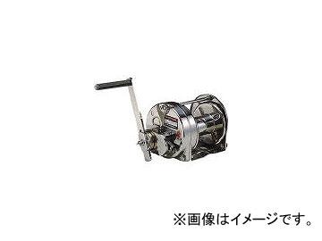マックスプル工業/MAXPULL ステンレス手動ウインチ(電解研磨) ESB3(1091778) JAN:4521891035002