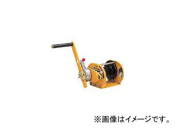 マックスプル工業/MAXPULL ラチェット式手動ウインチ MR1(1091808) JAN:4521891012003