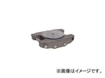 ダイキ/DAIKI スピードローラーアルミダブル型ウレタン車輪3t ALDUW3(4320832) JAN:4582203290359