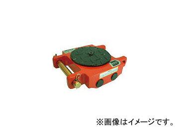 ダイキ/DAIKI スピードローラー低床ダブル型ウレタン車輪3ton DUW3S(3914127) JAN:4582203290847