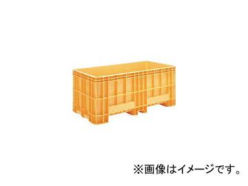 三甲/SANKO ジャンボックス本体#1200オレンジ SK1200OR