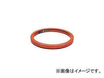 大阪タイユー/OSAKA-TAIYU 回転台マワール ライトタイプ オレンジ 1600kg 直径1350mm PTL135