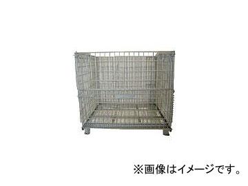 テイモー/TEIMO ボックスパレット標準型 1050×1050×1000 1000kg 1010L