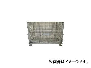 テイモー/TEIMO ボックスパレット標準型 1000×1200×895 2000kg 1012