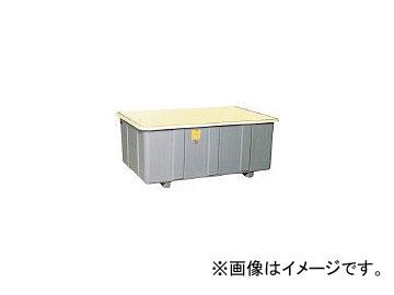 立花容器 FRP角タンク 1070L 10002G