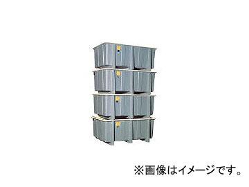 立花容器 FRP角タンク 910L 1000Y