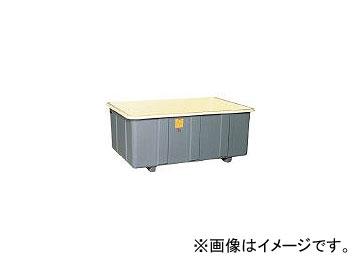 立花容器 FRP角タンク 510L 550G