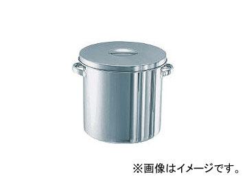 日東金属工業/NITTO-KINZOKU ステンレスタンク テーパー付貯蔵用タンク(フタ付) 15L TPST27(5096413) JAN:4560132181962