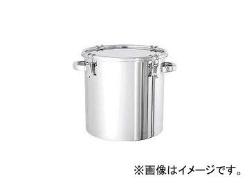 日東金属工業/NITTO-KINZOKU ステンレスタンクSUS316Lクリップ式密閉タンク65L CTH43316L(3982360) JAN:4560132183881