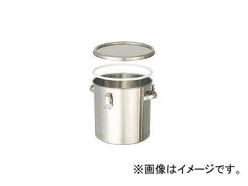 日東金属工業/NITTO-KINZOKU ステンレスタンクPTFEパッキン付式保存タンク10L CTHPTFE24(3982378) JAN:4560132183935