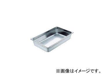 スギコ産業/SUGICO 18-8スーパーデラックスパン 1/1サイズ 530×325×150 SH1916SW(5007925) JAN:4560125839733