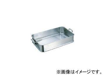 スギコ産業/SUGICO 18-8給食バット 手付 610×385×130 KB901(5006392) JAN:4515261998479