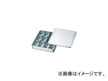 スギコ産業/SUGICO 18-8検食用容器 田型日付入 12個入 326×285×46 KS001(5006864) JAN:4560127492554