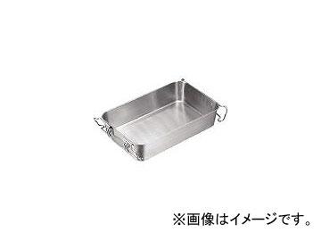 日本メタルワークス/NMW エコクリーン ストッパー付給食バット 運搬型 E01400001891(4042085) JAN:4538085071180