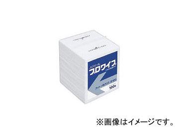 富士ペーパーサプライ/FUJI プロワイプ コットンRクロス S100 30パック入 623247(3352960) JAN:4902011622478