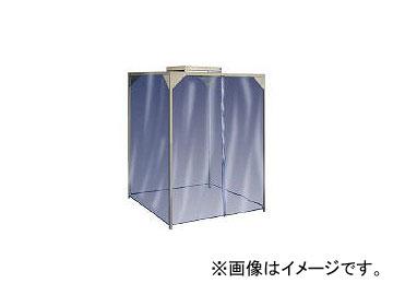 日本無機/NIPPONMUKI 簡易クリーンブース PFB15151L1
