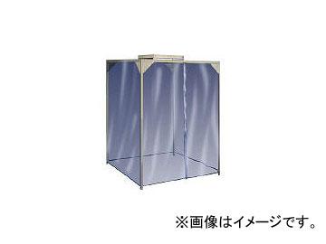 日本無機/NIPPONMUKI 簡易クリーンブース PFB15152L1