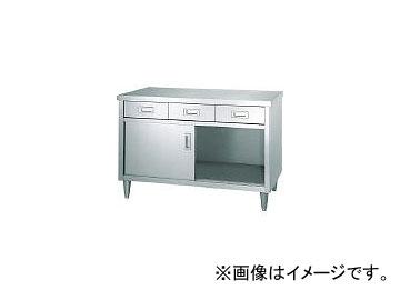 シンコー/SHINKOHIR ステンレス保管庫片面引出付ステンレス戸仕様 ED6060