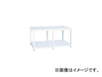 新光化成/SHINKOKASEI 塩ビ製作業台 1200×600×H740 PVCT1260