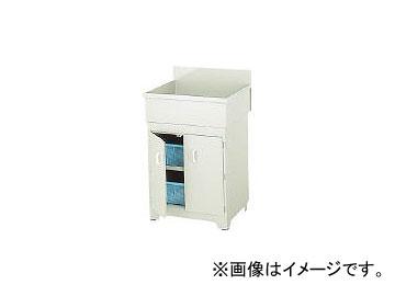 新光化成/SHINKOKASEI 塩ビ流し台 (2槽シンク) SN120W