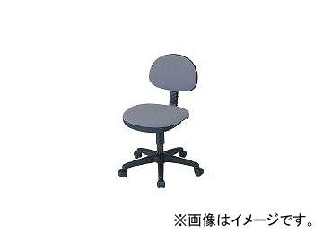ナカバヤシ/NAKABAYASHI ロアス OHチェア 肘なし W535×D590×H745~850mm グレー RZCNO2GY(2802651) JAN:4967101154062